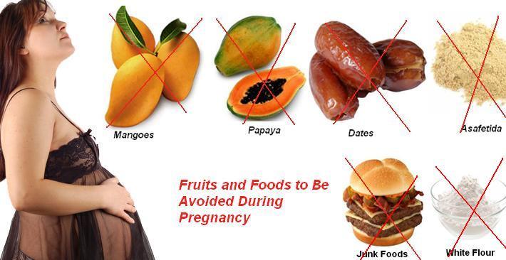 """III, Thực phẩm """"đen"""" bà bầu không nên ăn 1"""