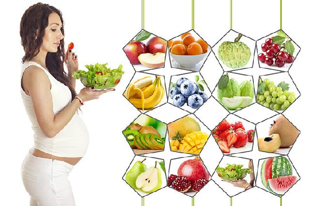 Các loại trái cây tốt cho bà bầu 1