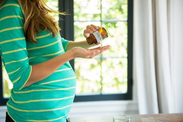 Khi nào nên bắt đầu bổ sung DHA cho bà bầu? 1
