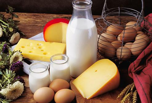 Thực phẩm là nguồn bổ sung Canxi dồi dào, an toàn nhất 1