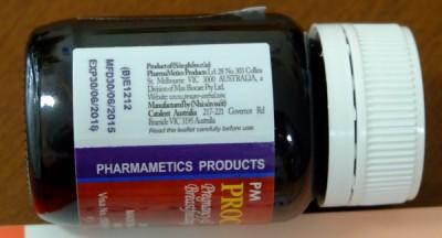 Cách phân biệt thuốc Procare chính hãng sản xuất tại Australia 6