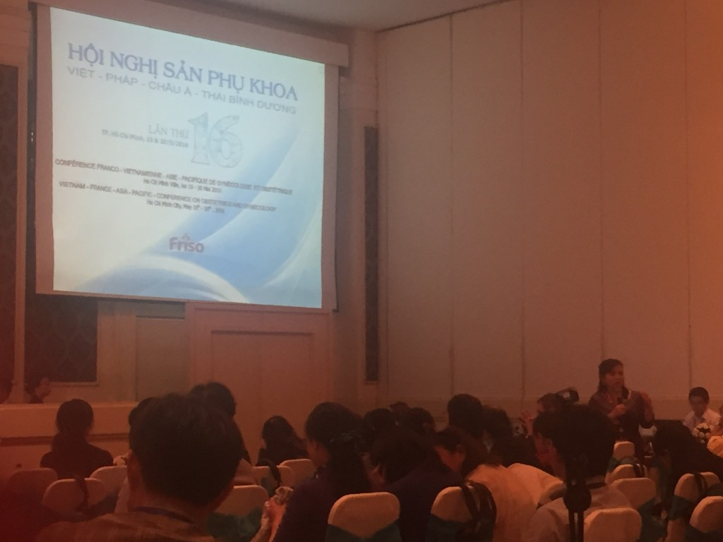 Hội nghị Sản phụ khoa Việt Pháp - Châu Á Thái Bình Dương lần thứ 16 - 2016 2