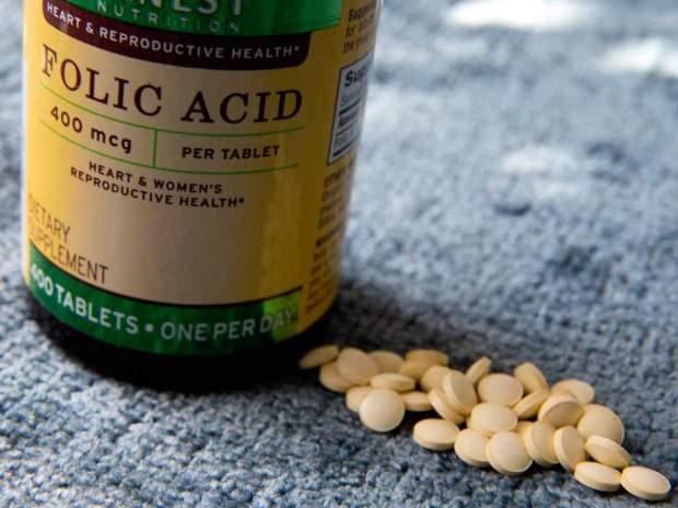 Dư thừa axit folic khi mang bầu làm tăng nguy cơ tự kỷ ở trẻ 1