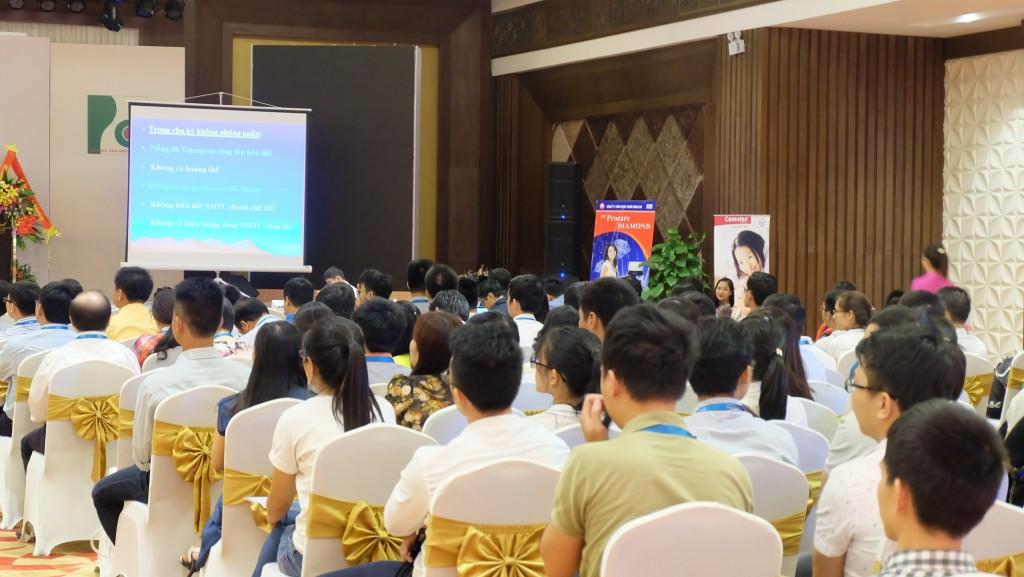 Hội nghị sản phụ khoa miền Trung - Tây Nguyên mở rộng lần thứ VI 2016 3