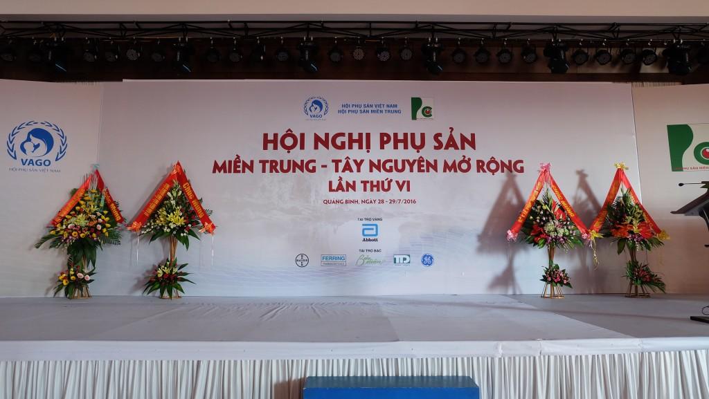 Hội nghị sản phụ khoa miền Trung - Tây Nguyên mở rộng lần thứ VI 2016 1