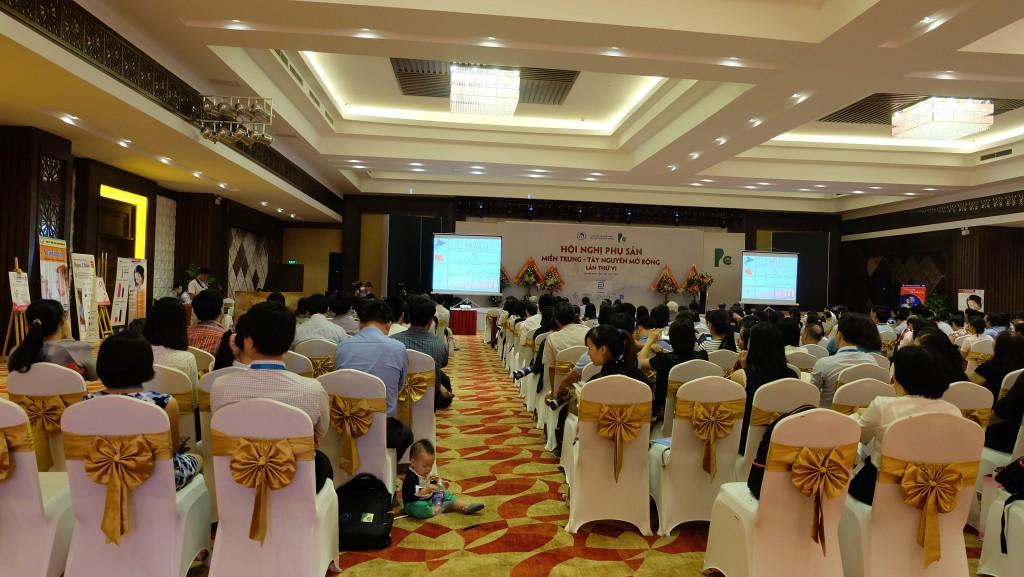 Hội nghị sản phụ khoa miền Trung - Tây Nguyên mở rộng lần thứ VI 2016 2