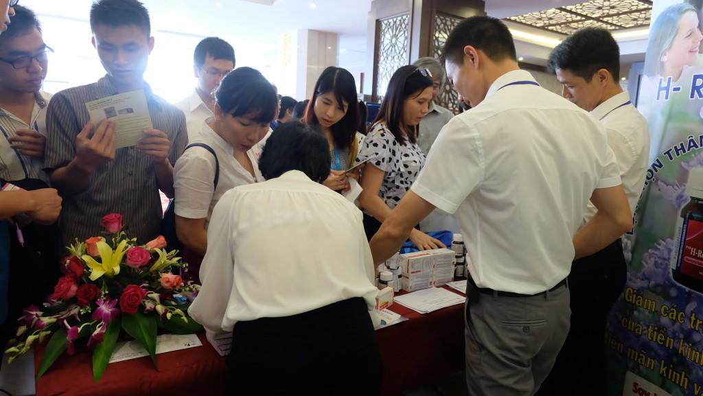 Hội nghị sản phụ khoa miền Trung - Tây Nguyên mở rộng lần thứ VI 2016 4