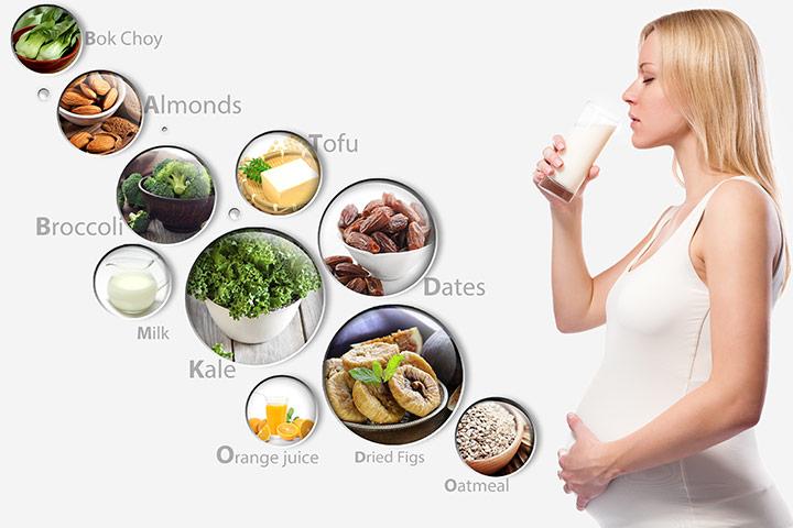 Bổ sung dinh dưỡng khi mang thai để đảm bảo sự phát triển trí não cho thai nhi 1
