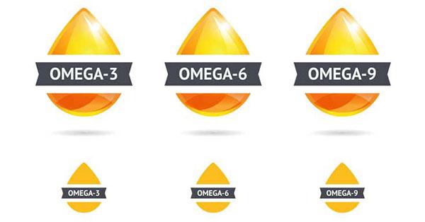 Phân biệt Omega-3, Omega-6 và Omega-9 1