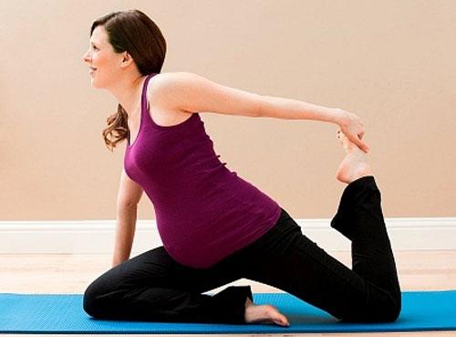 Chương trình tư vấn: Sinh hoạt và thể dục trong thai kỳ 1