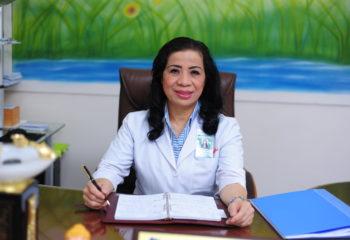 TS BS Nguyễn Thị Thanh Hà
