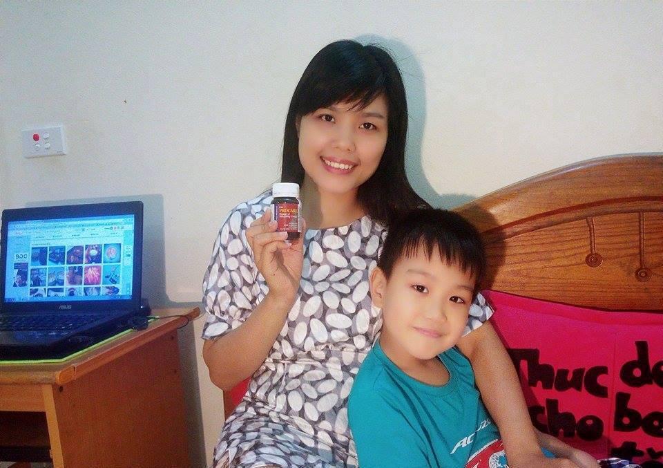 Mẹ Trần Linh Phương chia sẻ cách nhiều sữa cho con bú 1