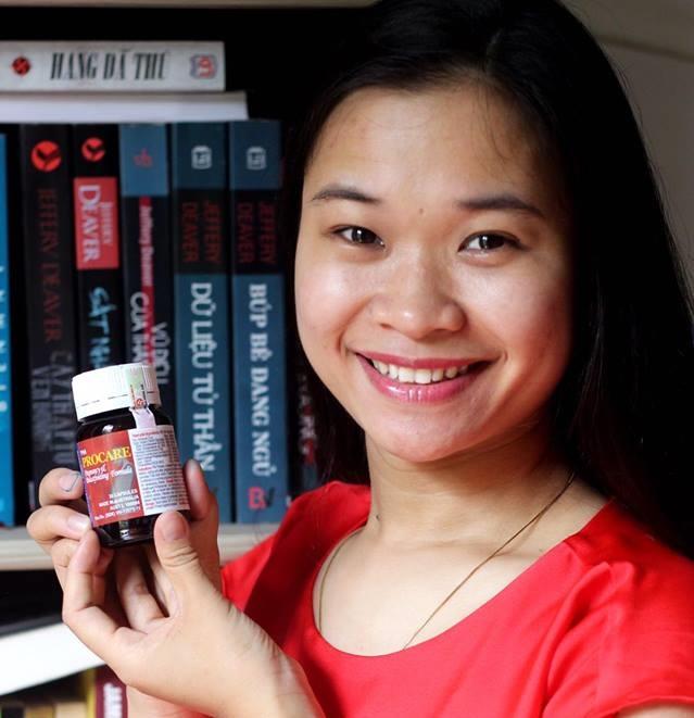 Mẹ Lê Thị Phương Hạnh chia sẻ chế độ dinh dưỡng khi mang thai 1