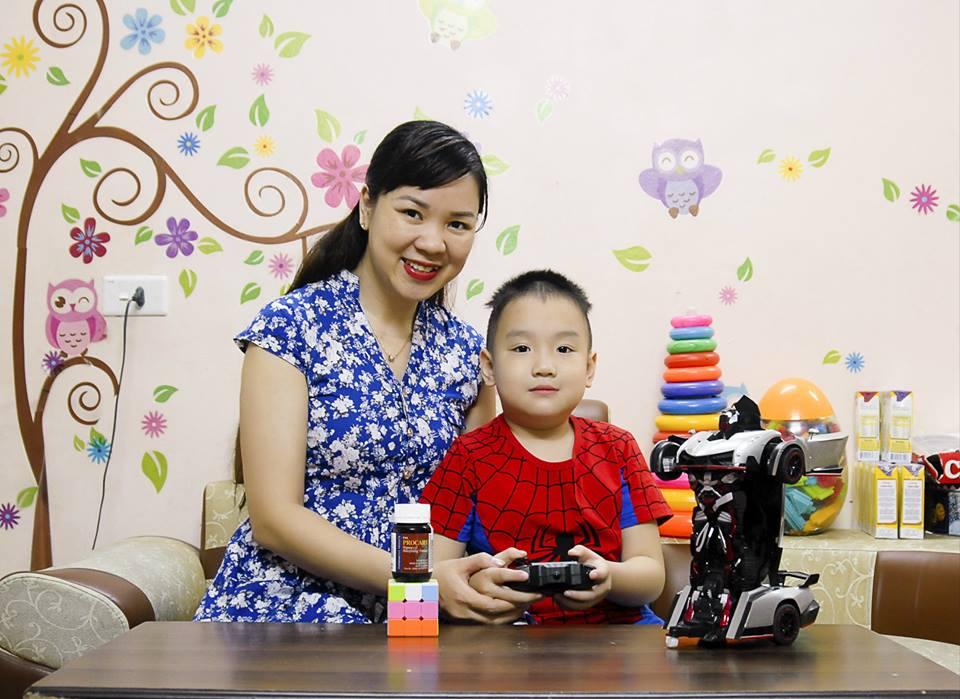 Chia sẻ của mẹ Trần Phương Anh cách bổ sung dinh dưỡng khi mang thai 1