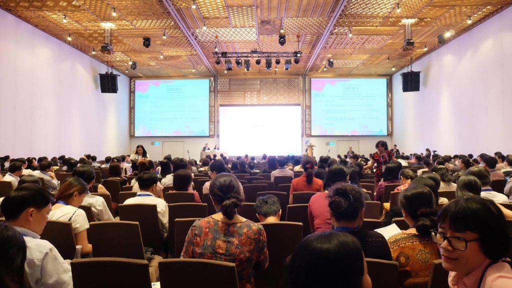 Hội nghị sản phụ khoa Việt – Pháp – Châu Á – Thái Bình Dương lần thứ 17 tại TP. Hồ Chí Minh 2