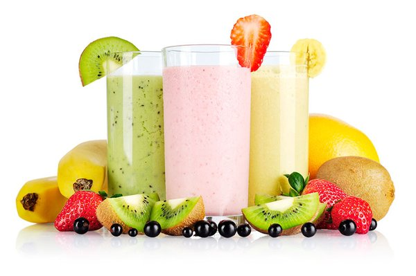 5.Các loại sinh tố hoa quả 1