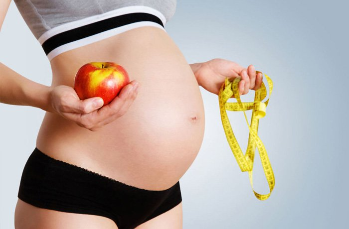 Tăng cân khi mang thai - Như thế nào là hợp lý 1