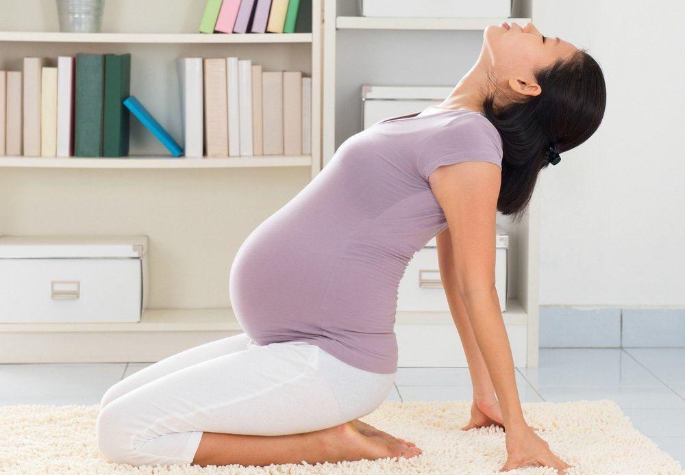 Chế độ dinh dưỡng hợp lý trong thai kỳ 1