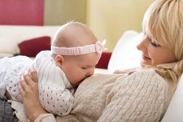 Ăn gì để tăng chất lượng sữa mẹ ? 1