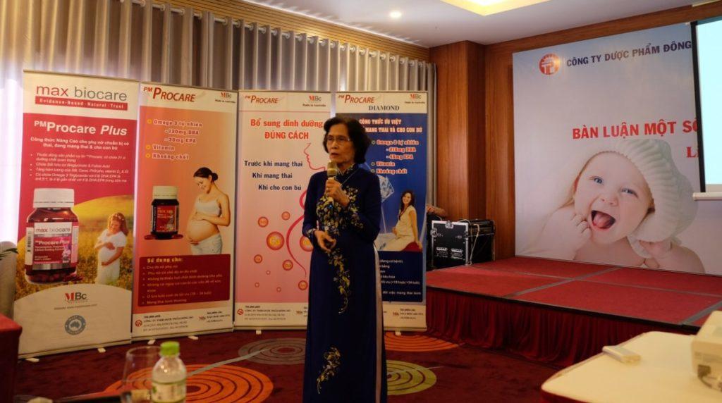 """Hội thảo chuyên đề: """"Bàn luận một số vấn đề thường gặp trong thời kỳ mang thai, liệu chúng ta có thể phòng ngừa?"""" tại Buôn Mê Thuột - Đăk Lăk 2"""