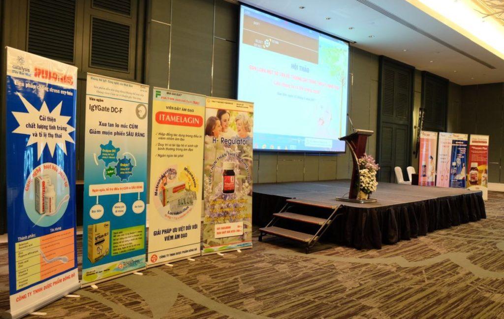 """Hội thảo chuyên đề """"Bàn luận một số vấn đề thường gặp trong thời kỳ mang thai, liệu chúng ta có thể phòng ngừa?"""" tại Hua Hin – Thái Lan 5"""