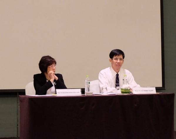 """Hội thảo chuyên đề """"Bàn luận một số vấn đề thường gặp trong thời kỳ mang thai, liệu chúng ta có thể phòng ngừa?"""" tại Hua Hin – Thái Lan 3"""