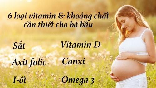 Tư vấn: Bổ sung khoáng chất cho thai phụ - ThS.BS. Lê Văn Hiền 2