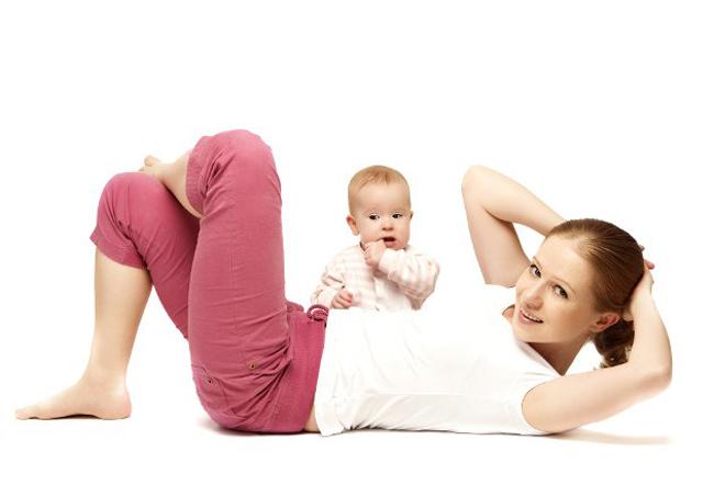 Bí quyết giảm cân sau sinh mà vẫn đủ sữa cho con bú 1