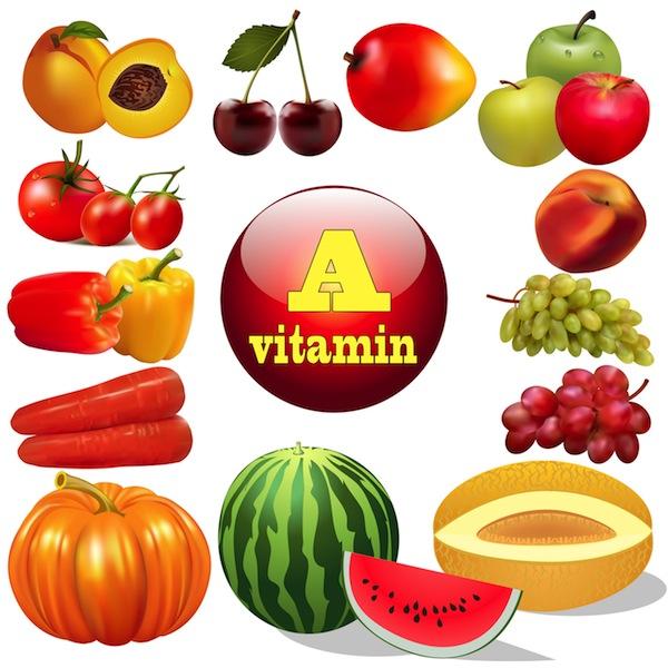 1. Vai trò Vitamin A với cơ thể 1