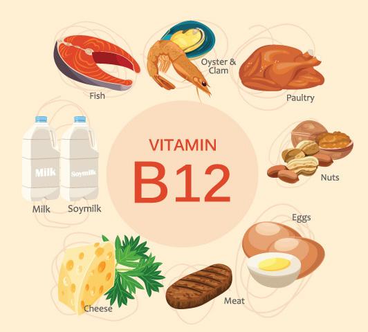 3. Vitamin B12 1
