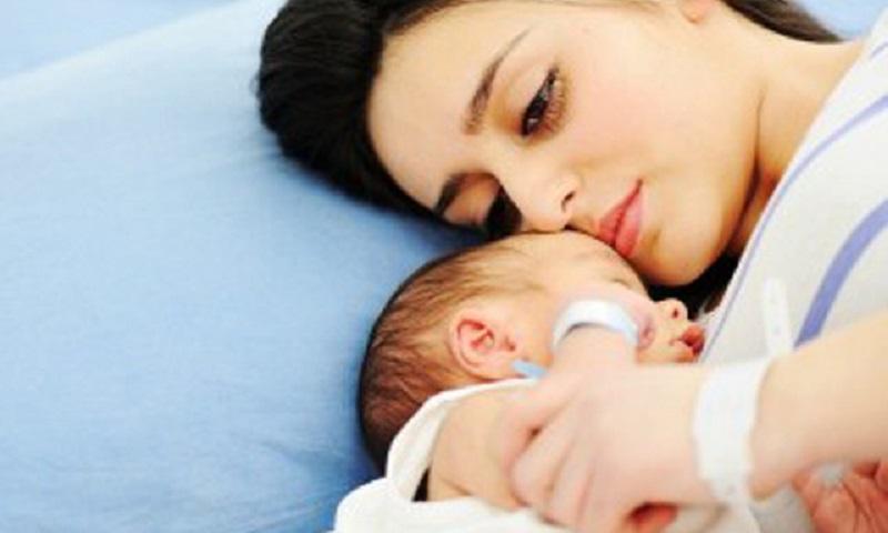 Bí quyết khắc phục tình trạng mất sữa khi cho con bú 1