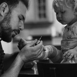 5. Suy nghĩ về những điều con muốn ở một người bố tốt 1