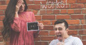 Cách chăm sóc vợ mới mang thai 1
