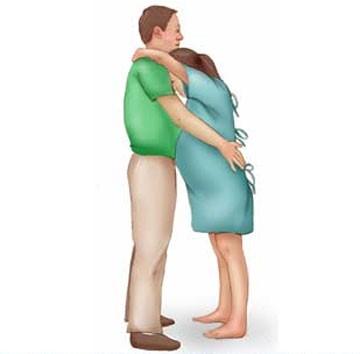 Độ mở tử cung từ 1cm – 3cm 7