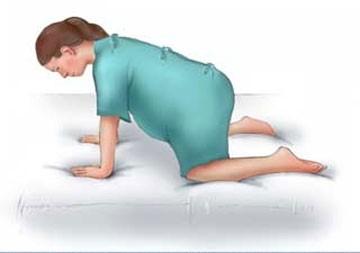 Độ mở tử cung từ 1cm – 3cm 9