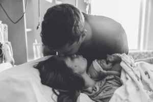 2. Kinh nghiệm đưa vợ đi sinh của Ba bé Hương 1