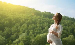 Chống còi xương cho trẻ trong giai đoạn mang thai 1