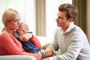 Hậu quả của trầm cảm sau sinh? 1