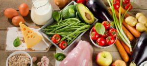 2. Thực phẩm giàu chất béo (lipid) 1