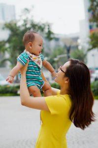 Mẹ Nguyễn Hằng Nga chia sẻ vấn đề trầm cảm sau sinh và dinh dưỡng sau sinh 1