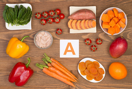 Các dạng vitamin A 1