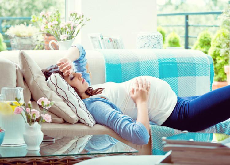 Cần làm gì khi mẹ bầu bị nhiễm cúm 1