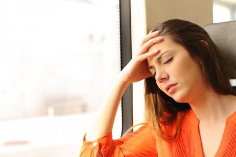 Mẹo chữa tự nhiên cho Bà bầu bị đau đầu 1