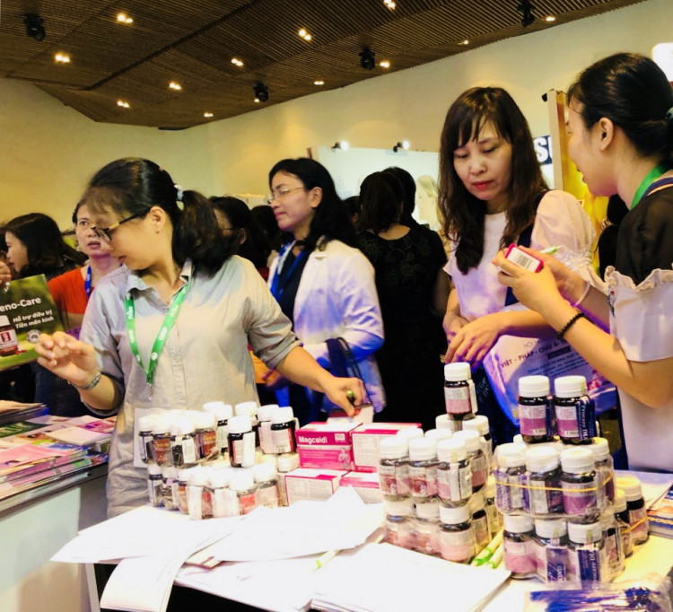 Hội nghị sản phụ khoa Việt – Pháp – Châu Á – Thái Bình Dương lần thứ 18 tại TP. Hồ Chí Minh 4