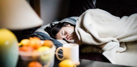 Bà bầu bị sốt nhiễm trùng - Các nguyên nhân chính 1