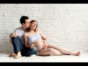 Có nên kích thích vào đầu ti của bà bầu? 1's Pregnancy Session