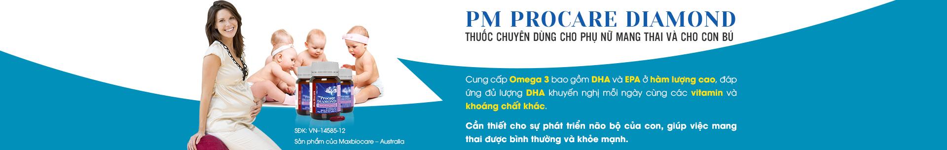 Đại lý bán Procare tại Hải Hậu, Nam Định