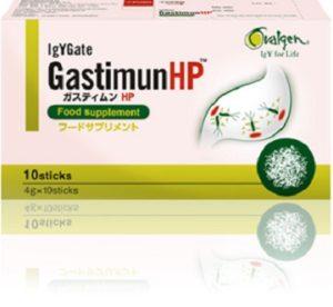 Thuốc tiệt trừ vi khuẩn Hp 1