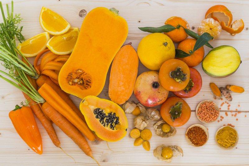 Tác hại của việc thiếu beta caroten ? 1