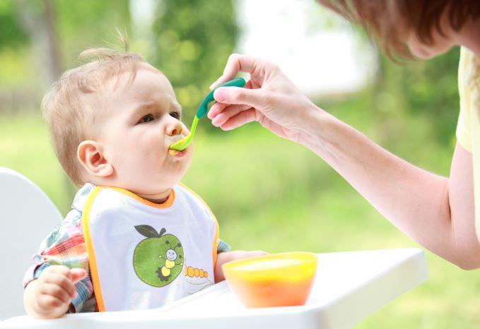 Hướng dẫn nguyên tắc cho ăn dặm đối với trẻ KHÔNG còn được bú mẹ của WHO 1